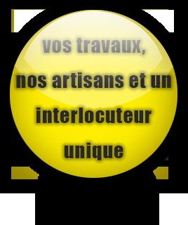 bouton contact interlocuteur unique renovation