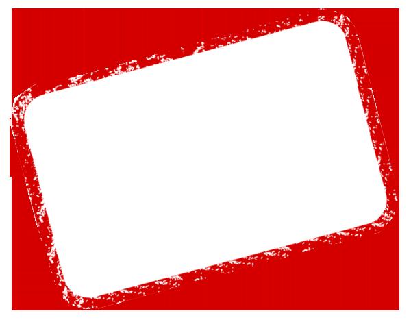 cadre rouge pour bulle d'informations